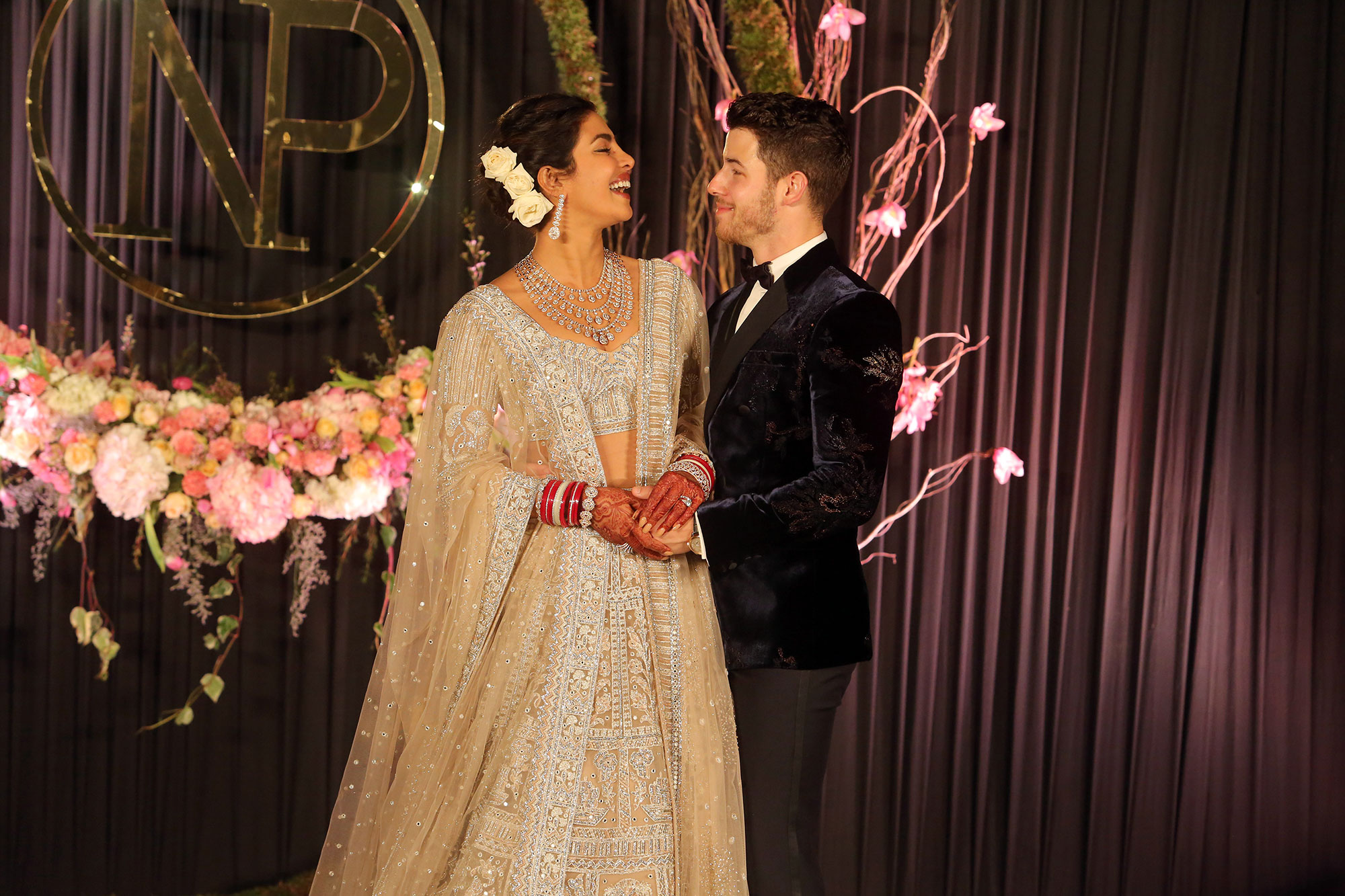 Celebrity Couples Who Got Engaged and Married in the Same Year - Engaged: July 19, 2018 Married: December 1, 2018 Status: Still married