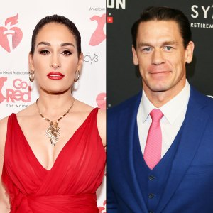 Nikki Bella reacts to John Cena moving on