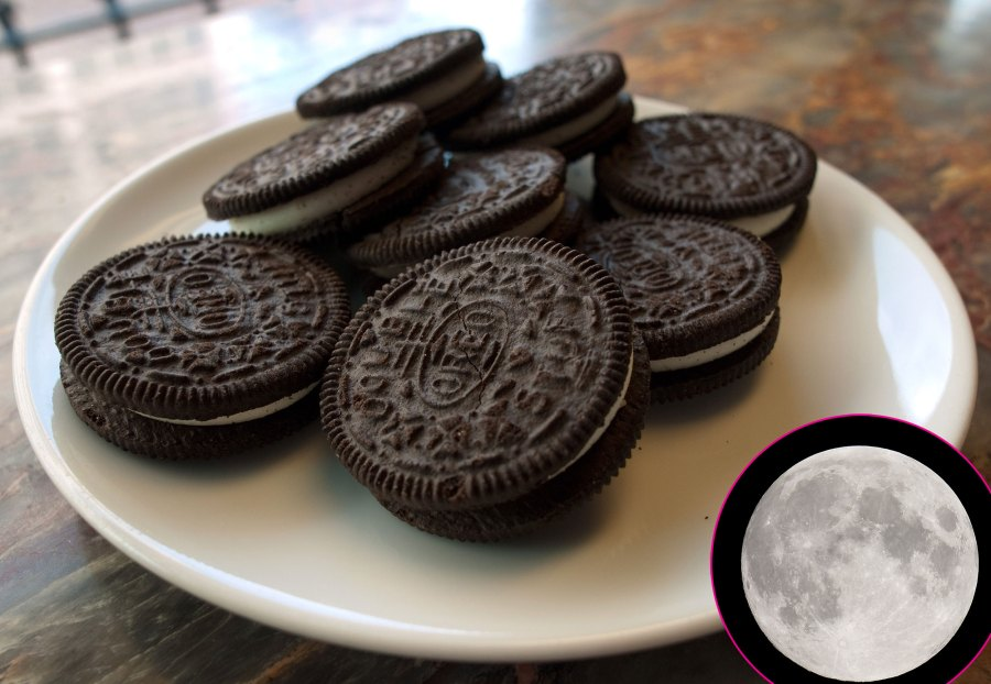 Wow! Oreo's 'Marshmallow Moon' Cookies Will Reportedly Have Purple Creme