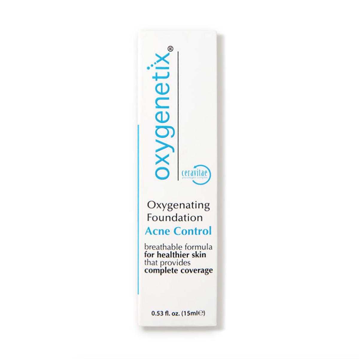 Oxygenetix Foundation box