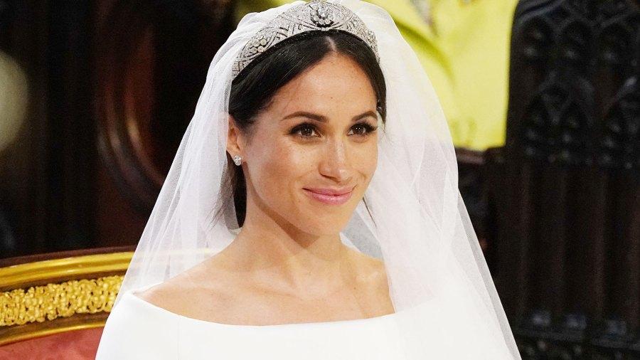 Duchess Meghan's Makeup Artist Spills New Details About Her Wedding Day Look