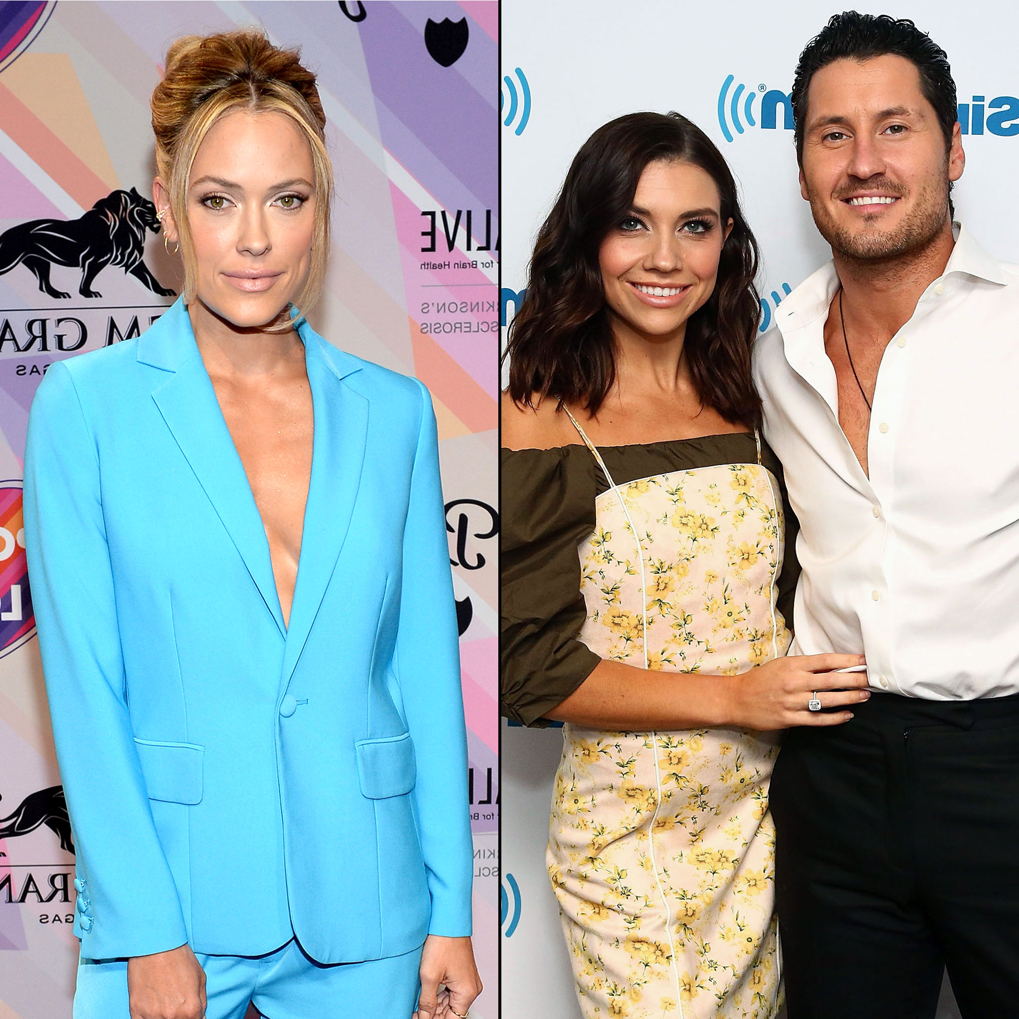 Peta Limbo at Val Jenna Wedding - Peta Murgatroyd, Jenna Johnson and Val Chmerkovskiy.