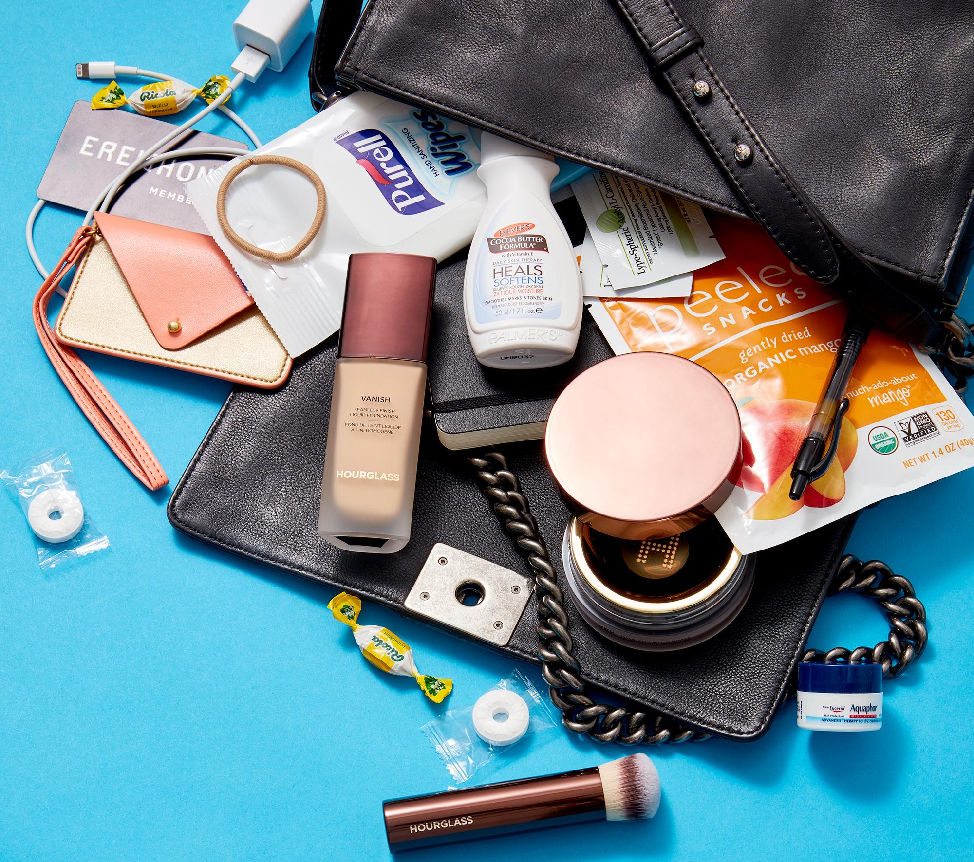 518a43dc45d1 Peta Murgatroyd: What's in My Bag?