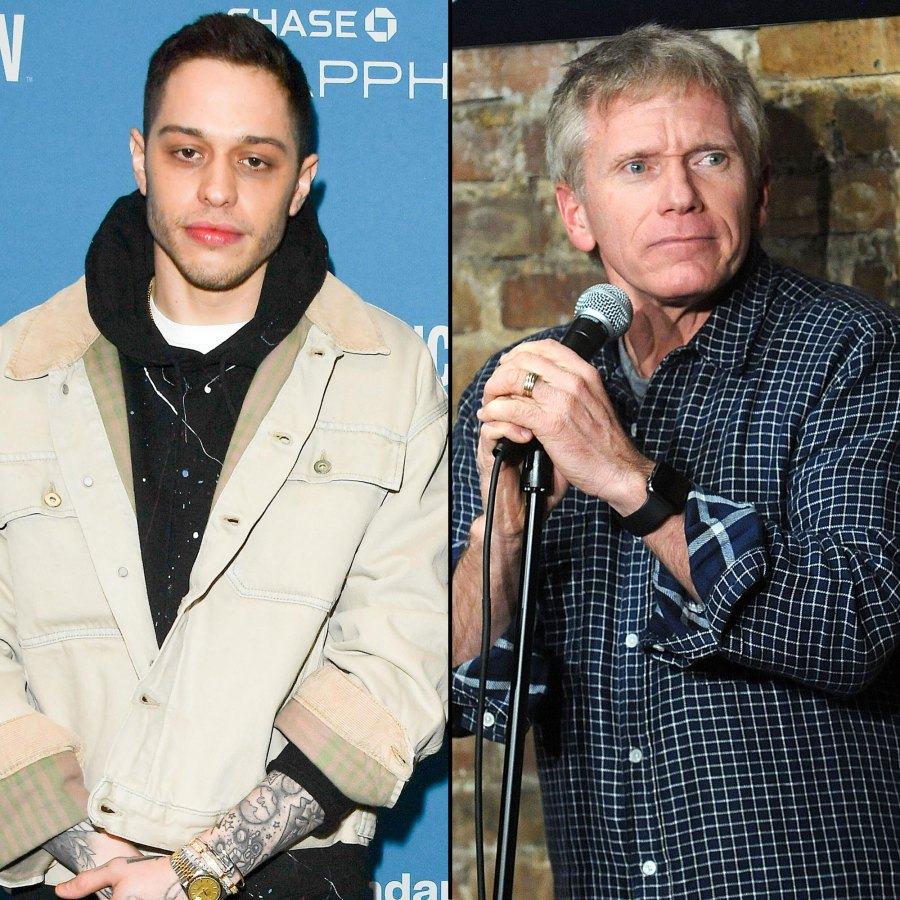 Vinnie Brand Shocked That Pete Davidson Walked Out of Club