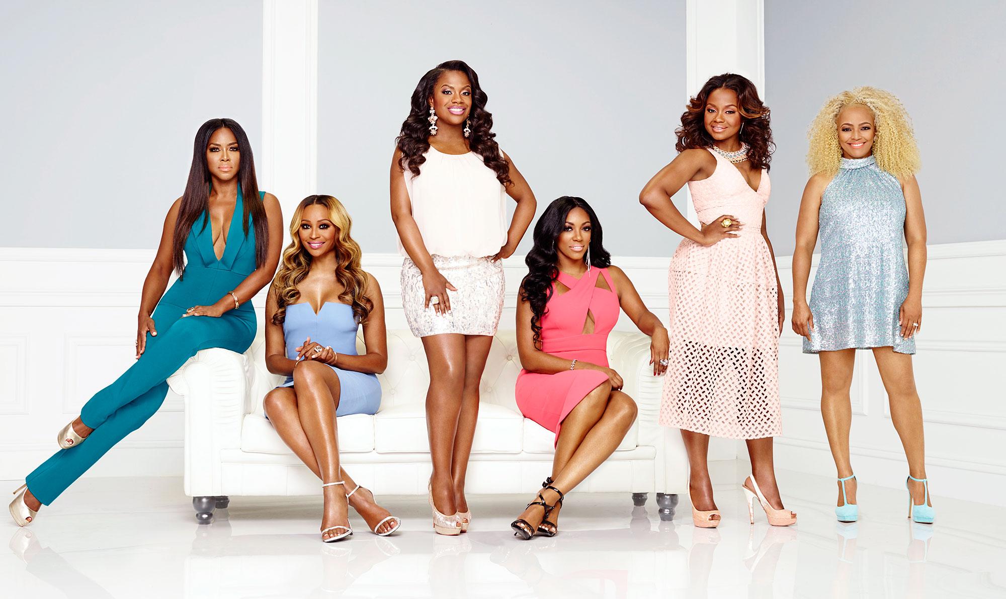 Phaedra Parks Never Say Never Real Housewives of Atlanta Return
