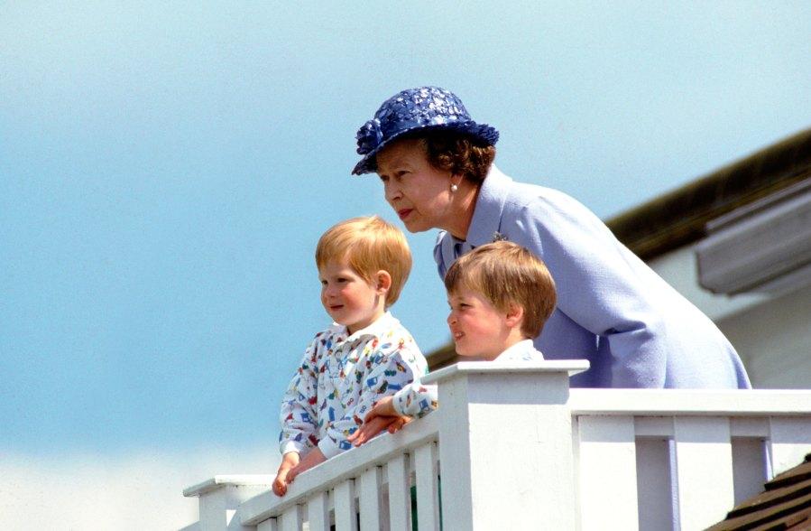 Prince Harry Duchess Meghan Wish Queen Elizabeth Happy 93rd Birthday