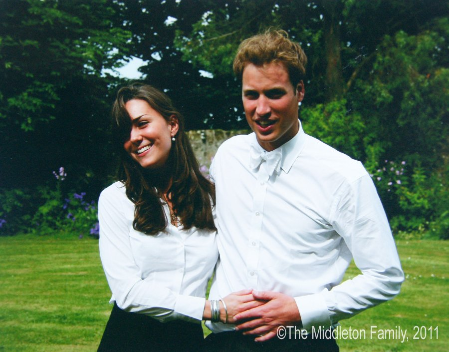 Prince William and Duchess Kate Relationship Timeline 2001 Met while studying