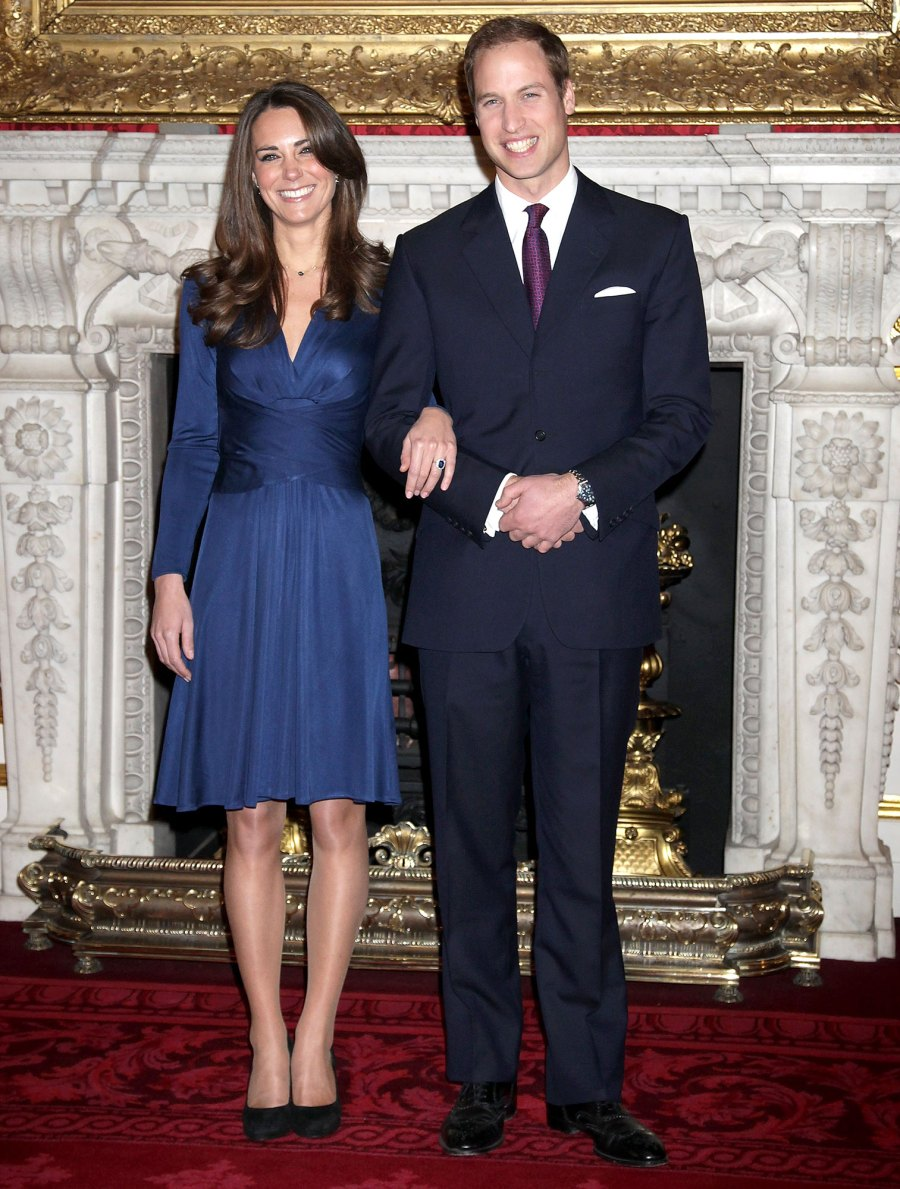Prince William and Duchess Kate Relationship Timeline 2010 Got Engaged