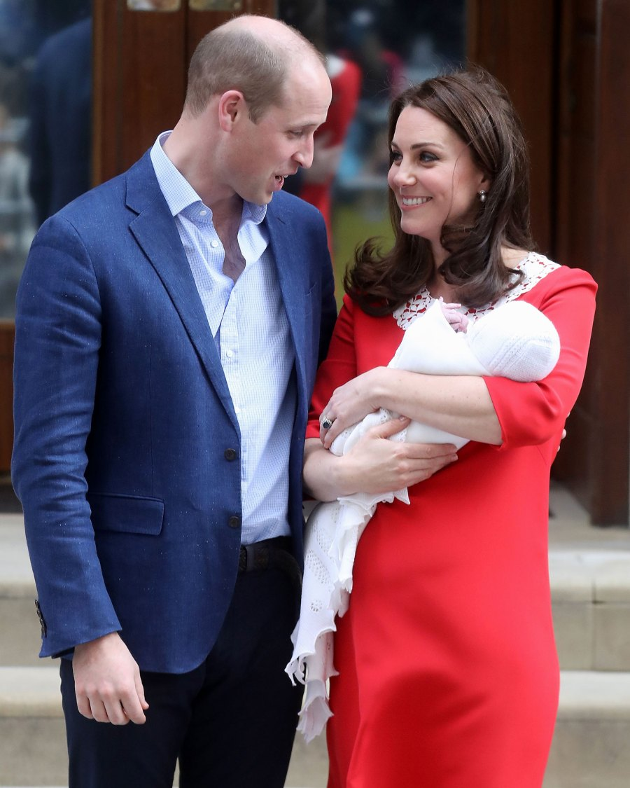 Prince William and Duchess Kate Relationship Timeline 2018 Prince Louis Birth