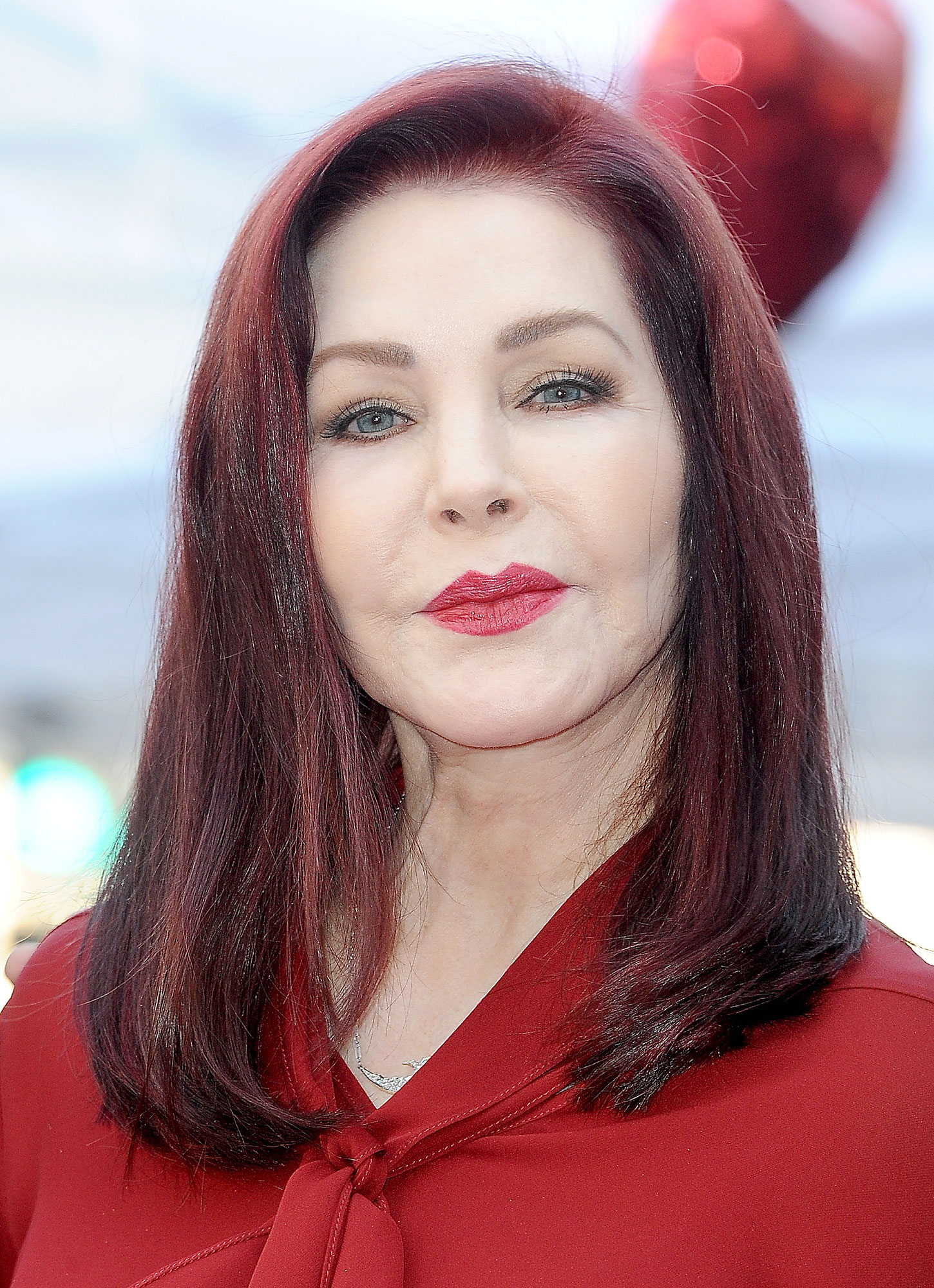Priscilla Presley Wedding at Graceland - Priscilla Presley at the Star Ceremony On The Hollywood Walk Of Fame held on November 16, 2018 in Hollywood, California