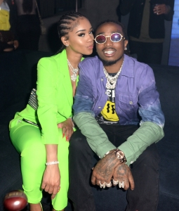 Quavo Spills His Dream Double Date With Cardi B and Offset