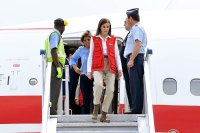 Queen Letizia Is Safari Chic in Mozambique