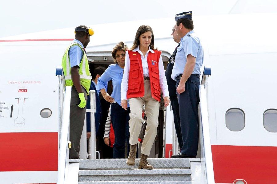 Queen Letizia Is Safari Chic in Mozambique