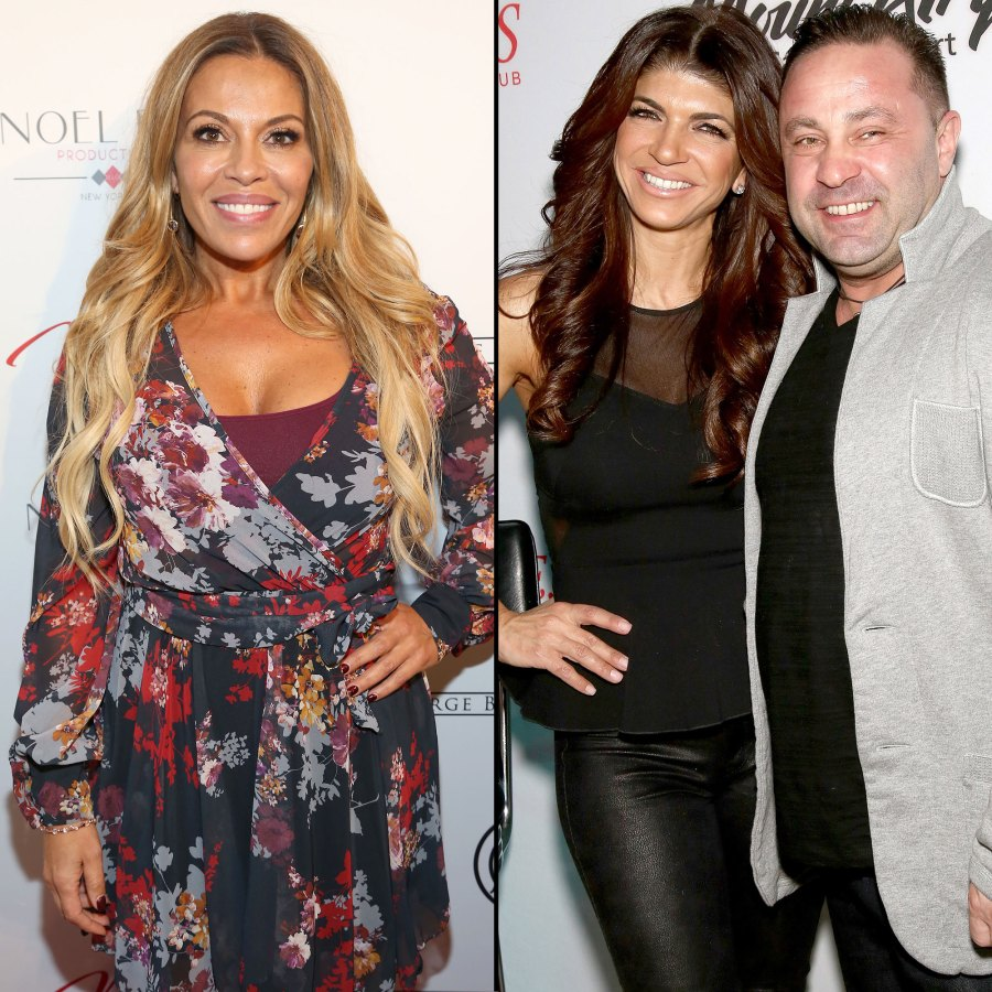 RHONJ'S Dolores Catania Shares Thoughts on Teresa/Joe Staying Together
