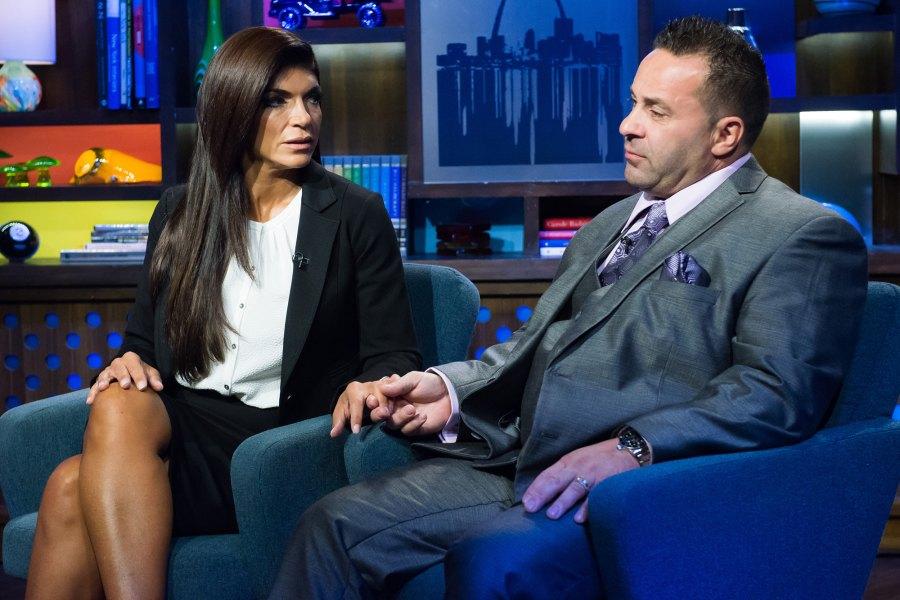RHONJ Stars on Teresa Giudice Coping With Joe in Custody