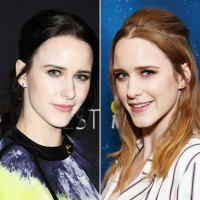 Rachel Brosnahan Looks Unrecognizable With Lighter Hair for Spring