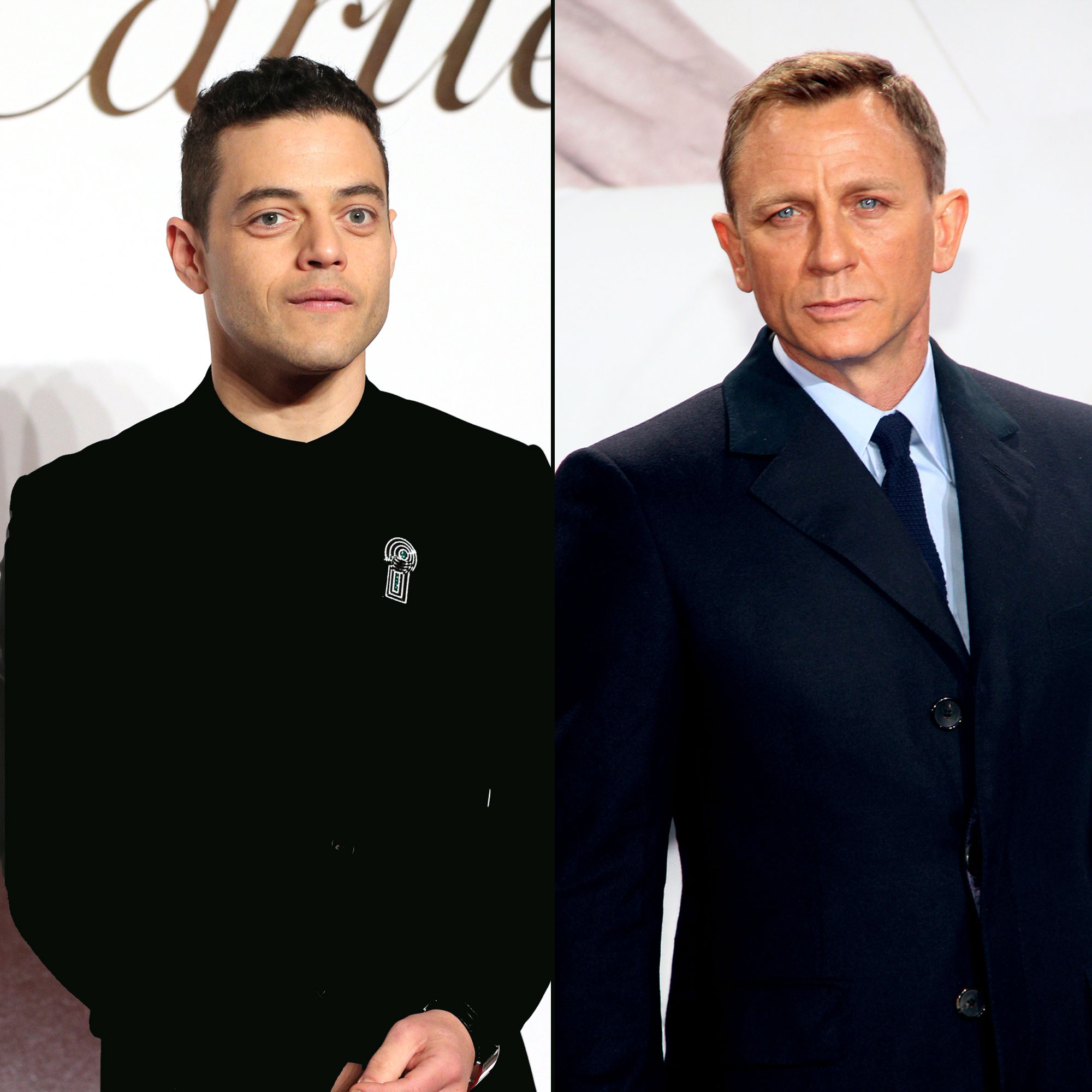Rami Malek Officially Joins 25th James Bond Movie With Daniel Craig