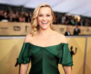Reese Witherspoon Gray Hair and Fine Lines 24th Annual Screen Actors Guild Awards