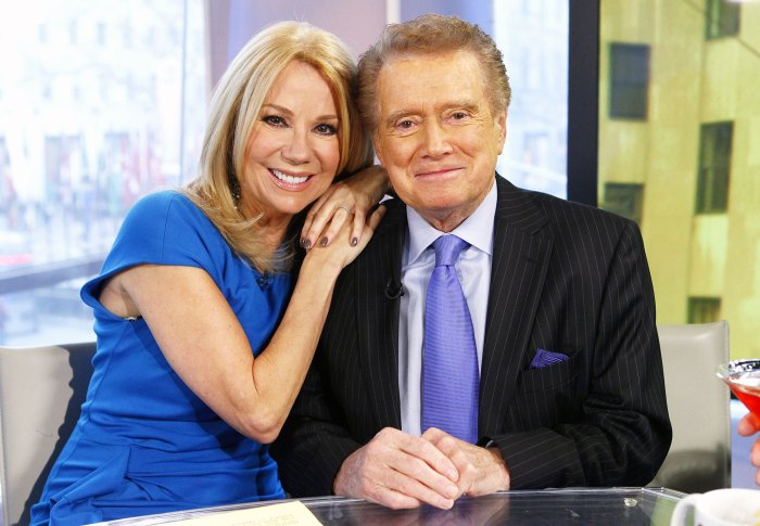 Regis Philbin Message Kathie Lee Gifford Last Day Tears Up