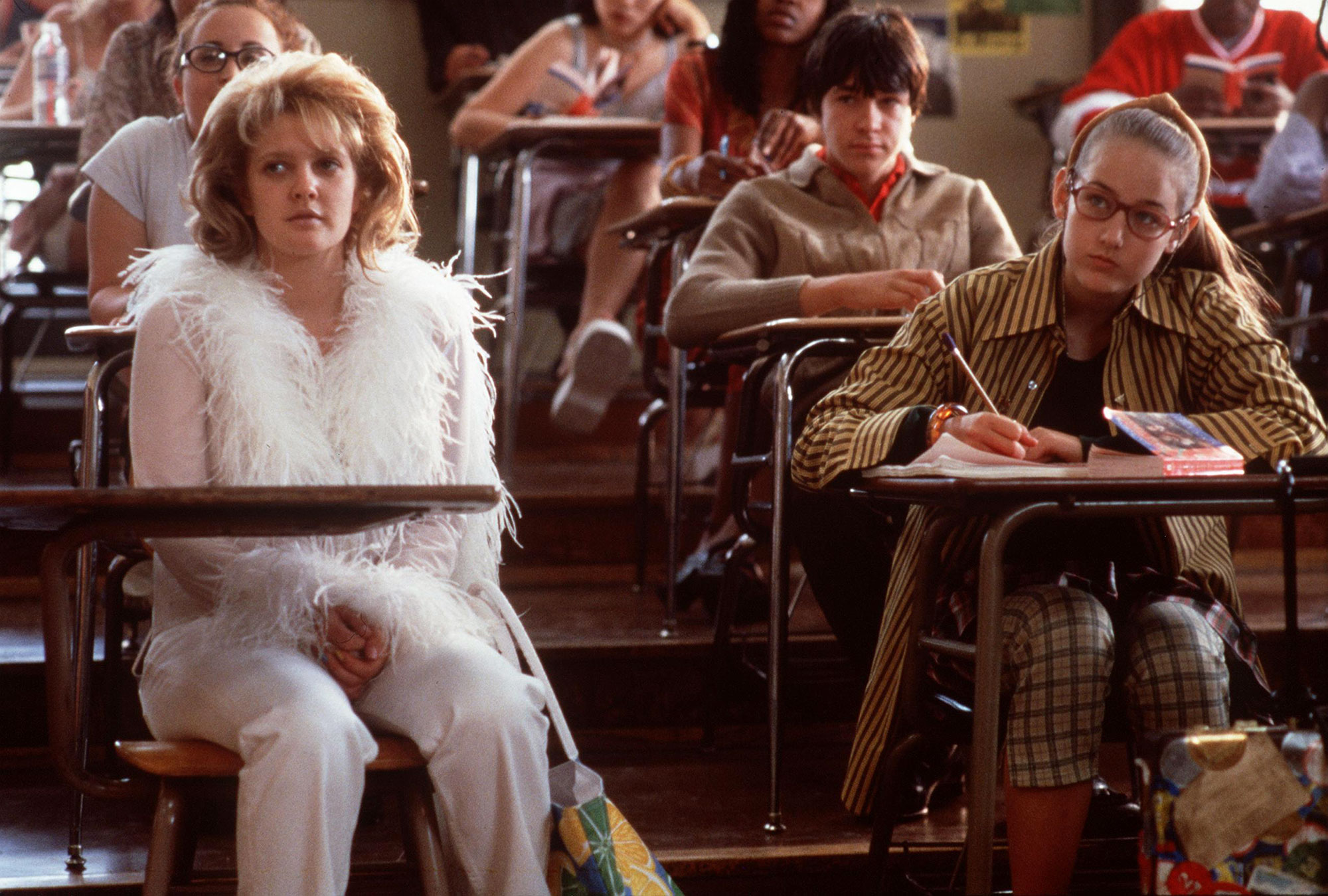 Relive the Best Quotes From 'Never Been Kissed' in Honor of the 20th Anniversary - Drew Barrymore stars in the movie 'Never Been Kissed.'