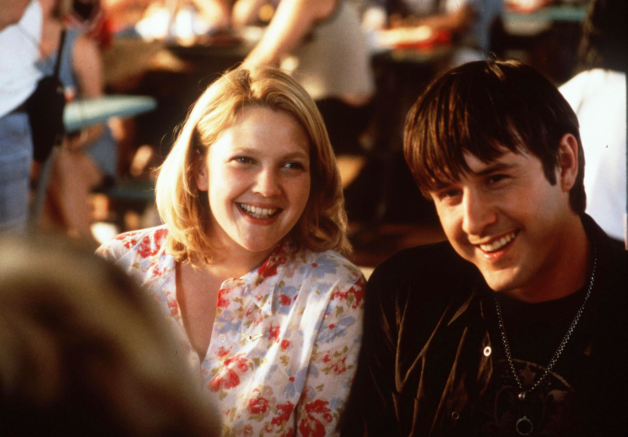 Relive the Best Quotes From 'Never Been Kissed' in Honor of the 20th Anniversary - Drew Barrymore and David Arquette star in the movie 'Never Been Kissed.'