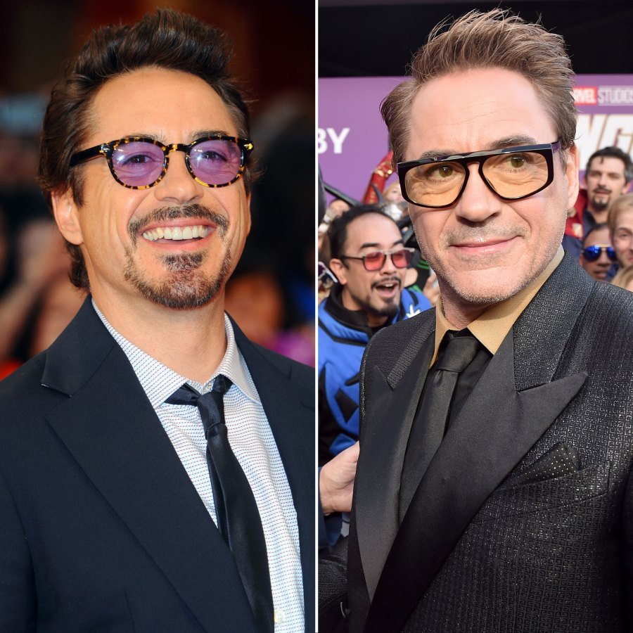 Robert Downey Jr Avengers Premiere First Super Red Carpet to Their Last