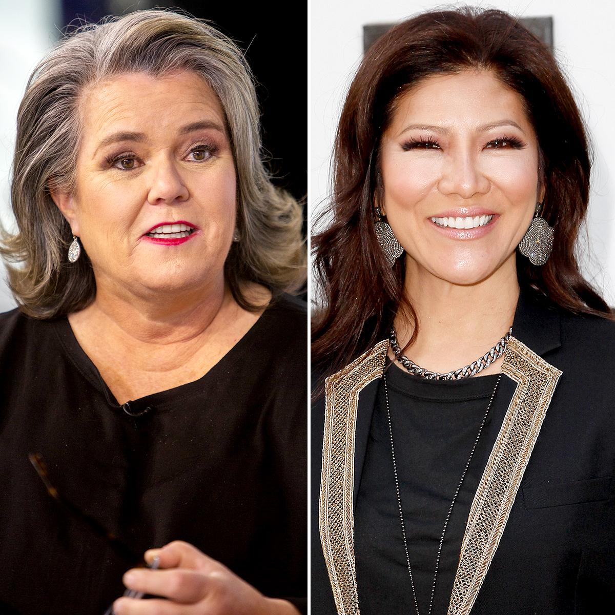 Rosie-O'Donnell-The-Talk-Julie-Chen