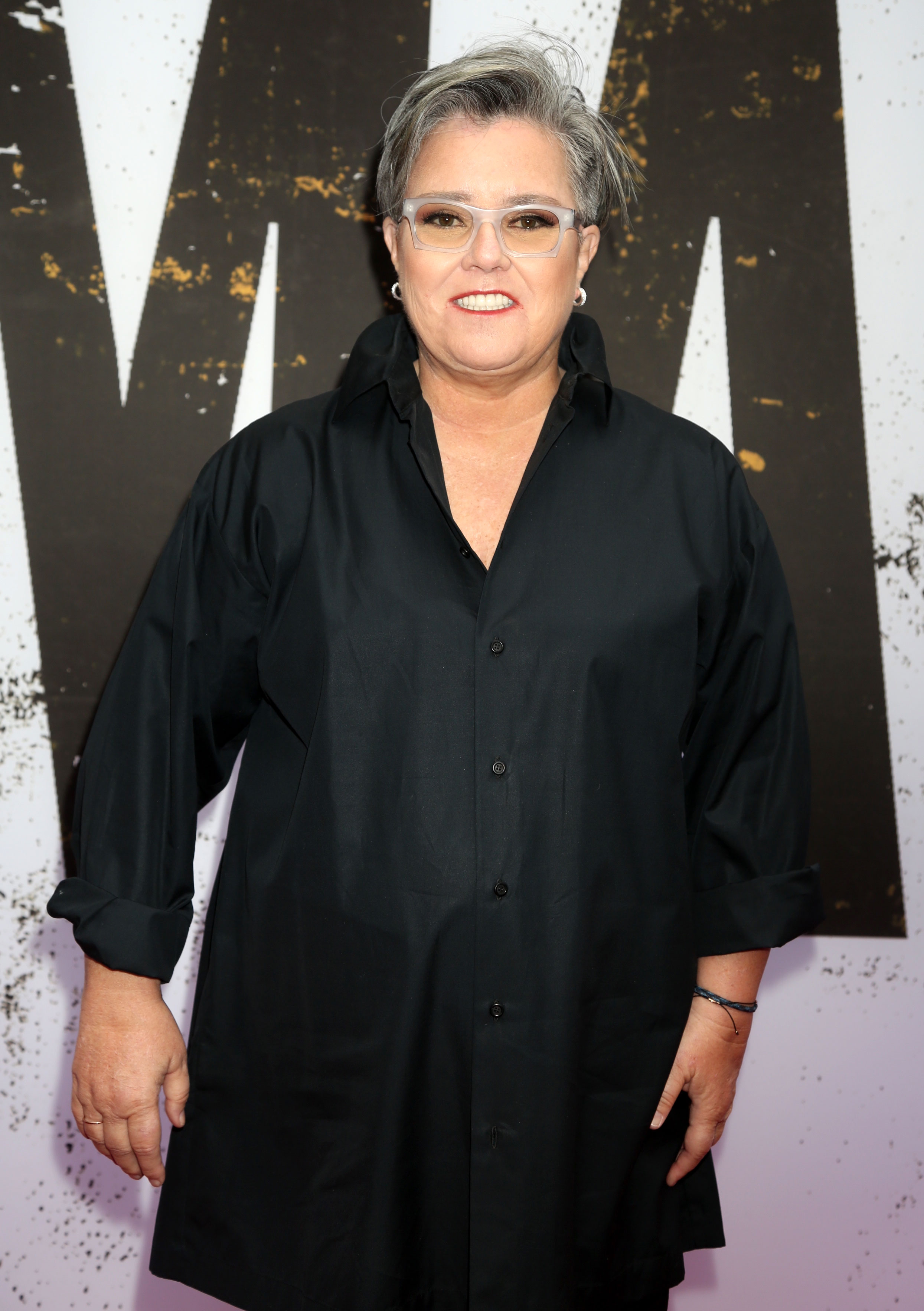 Rosie O'Donnell Says Participating in 'The View' Book Is Her 'Biggest Regret' - Rosie O'Donnell at the opening night for Rodgers and Hammerstein's 'Oklahoma' on Broadway on April 7, 2019 in New York City.