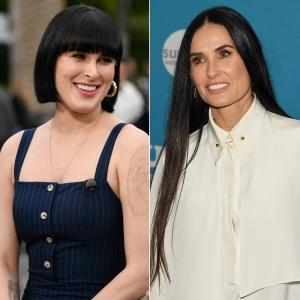 Rumer Willis Freaked Out Demi Moore