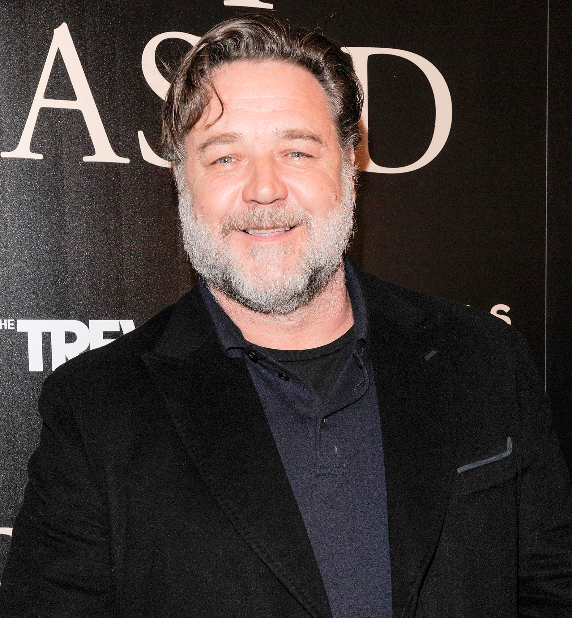 Russell-Crowe-Is-Unrecognizable-as-Roger-Ailes - Russell Crowe attends the New York screening of Boy Erased at the Whitby Hotel Manhattan on October 22, 2018.
