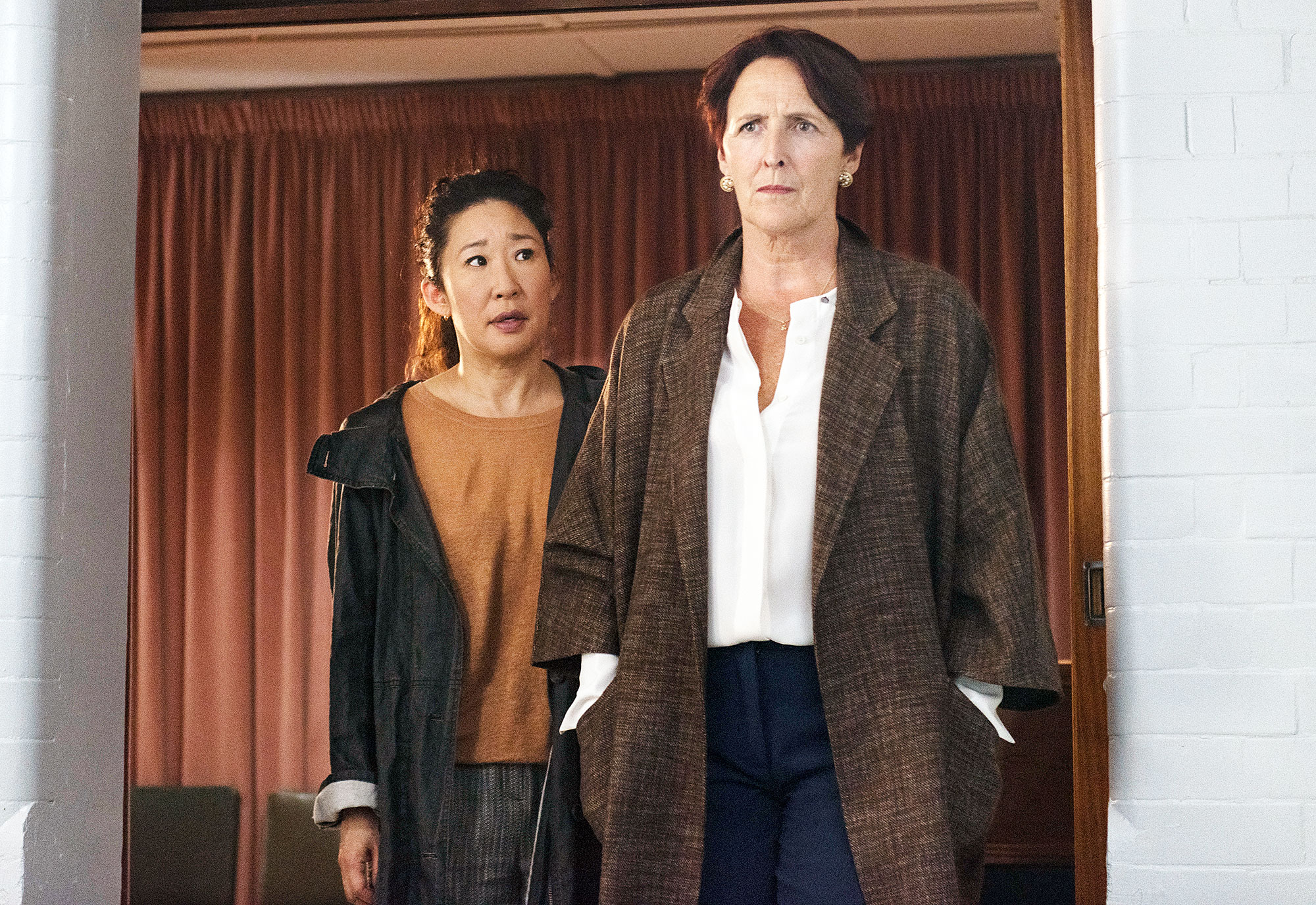 Sandra Oh Grey's Anatomy No Return Killing Eve
