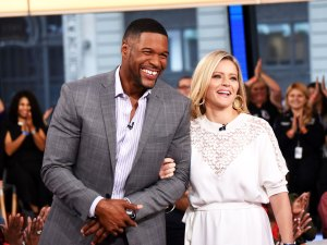 Sara Haines Michael Strahan GMA DAY 25 Things You Don't Know About Me