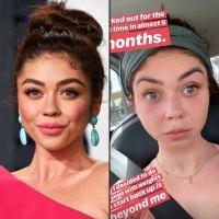 Sarah Hyland Glows Post-Workout Without a Stitch of Makeup