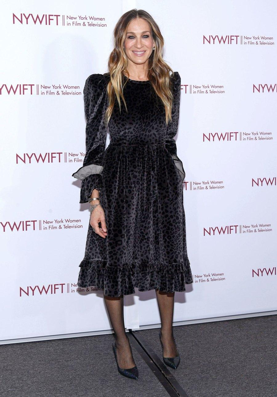 Sarah Jessica Parker Celebrities Who Went From Rags to Riches
