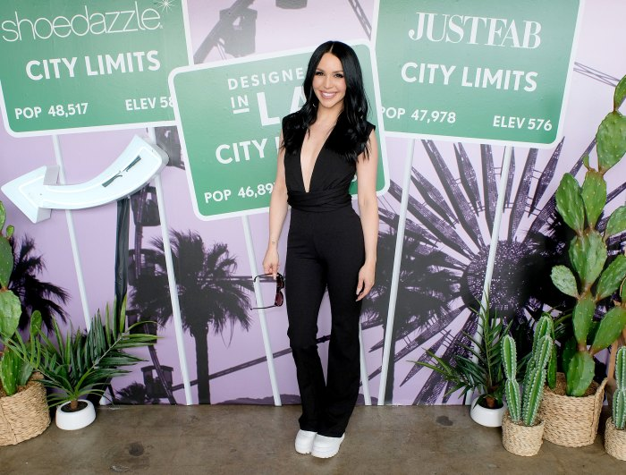 Scheana-Shay Billie Lee Made 'Physical Contact' With 'a Few Castmates' at Reunion