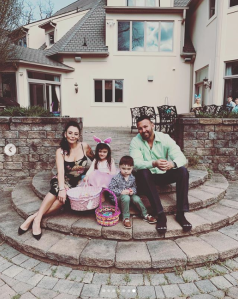 Jenni 'JWoww' Farley and Roger Mathews Spend Easter Together After She Moves On With New Man