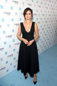 Selena Gomez Looks Radiant During First Red Carpet Appearance Since Completing Treatment