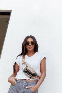 Shay Mitchell's BEIS Has a Super Functional New Bag Collection Just in Time for Music Festival Season