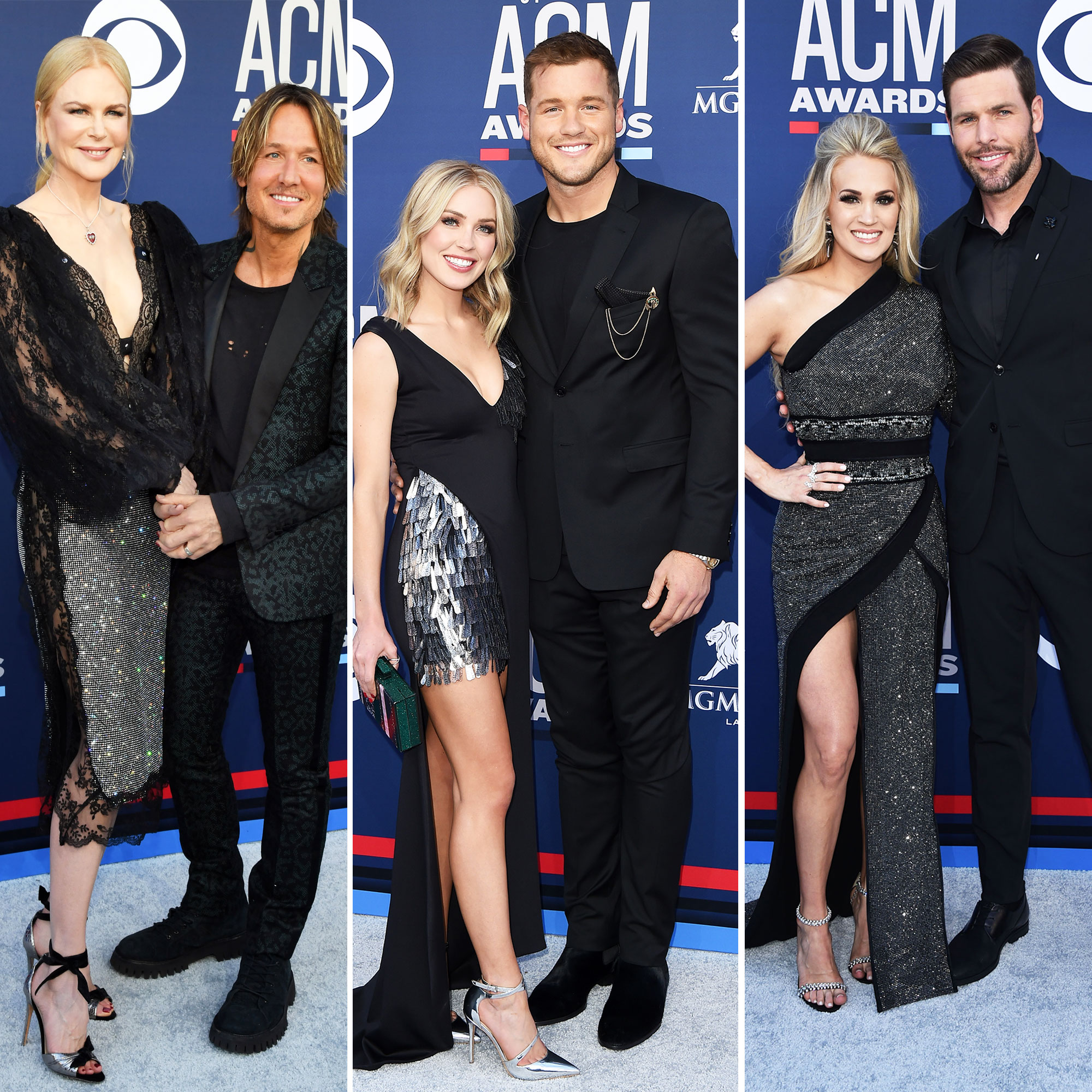 Nicole Kidman, Keith Urban, Cassie Randolph, Colton Underwood, Carrie Underwood and Mike Fisher Smoking Hot Couples Style at the ACMs - Nicole Kidman, Keith Urban, Cassie Randolph, Colton Underwood, Carrie Underwood and Mike Fisher