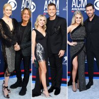 Nicole Kidman, Keith Urban, Cassie Randolph, Colton Underwood, Carrie Underwood and Mike Fisher Smoking Hot Couples Style at the ACMs
