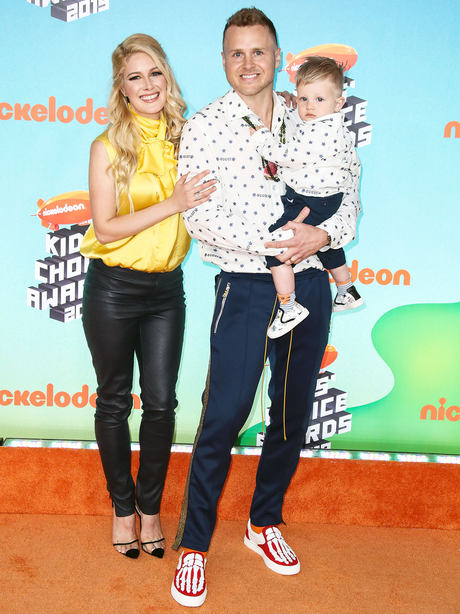 "Speidi Turns 10 Heidi Montag Spencer Pratt Gunner The Hills New Beginnings - MTV announced The Hills was returning with New Beginnings nearly a year before its premiere date. ""I'm very thankful and it's a major blessing,"" Spencer told Us of the revival."