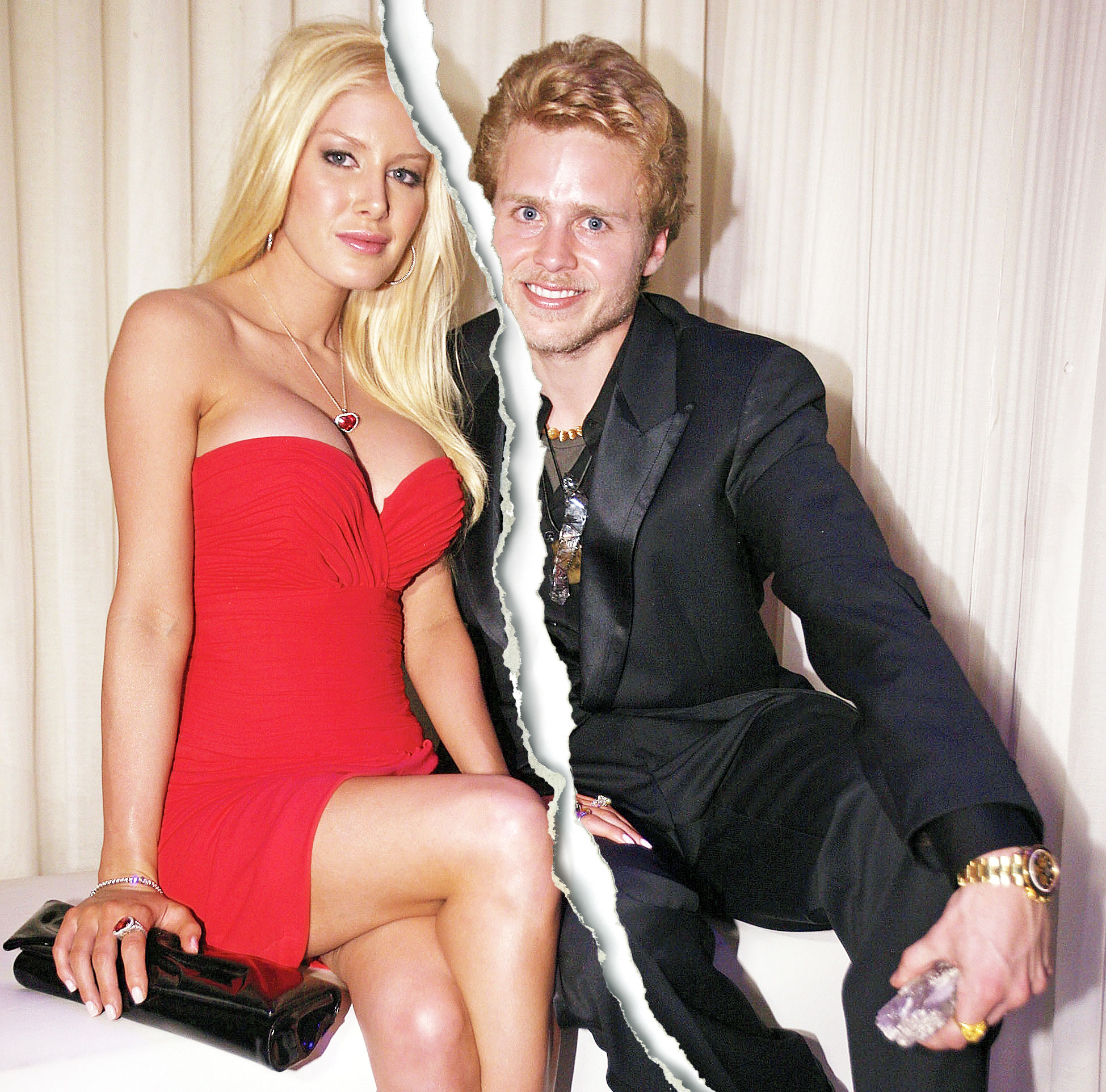 "Speidi Turns 10 Heidi Montag Spencer Pratt Split - Just days after The Hills series finale aired (and a little over a year after they wed), Heidi filed for divorce from Spencer and cited irreconcilable differences in July 2010. ""She couldn't handle King Spencer's fame, so she got out of the marriage,"" he told Us at the time."