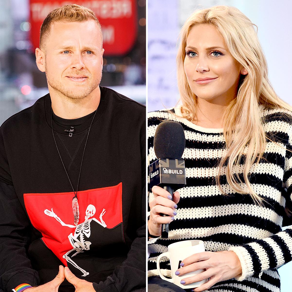Spencer-Pratt-and-Stephanie-Pratt's-Sibling-Drama - NEW YORK, NY – FEBRUARY 26: Spencer Pratt attends MTV TRL at MTV Studios on February 26, 2018 in New York City. (Photo by MTV/TRL/Getty Images)