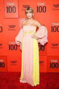 Time 100 Red Carpet Taylor Swift