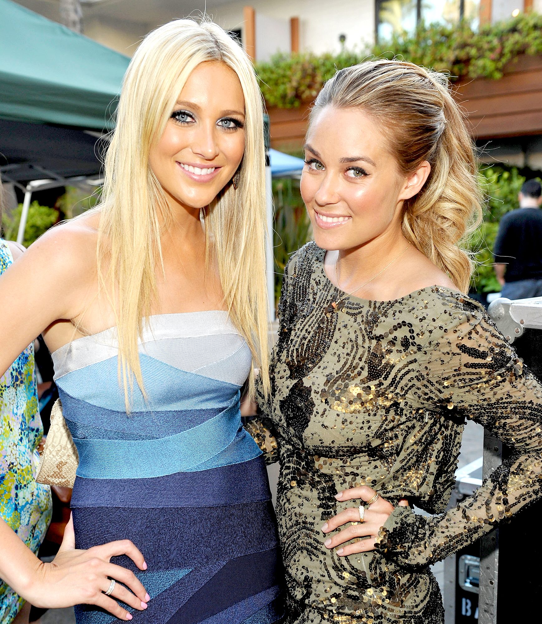 """Stephanie-Pratt-Lauren-Conrad - Stephanie angered her brother when she began a friendship with Conrad while the two attended the Fashion Institute of Design and Merchandising together. Spencer confronted his little sis in season 3 of The Hills , telling her, """"You're making yourself cry,"""" as he scolded her for trying to negotiate a reconciliation between the fashion designer and former pal Montag."""