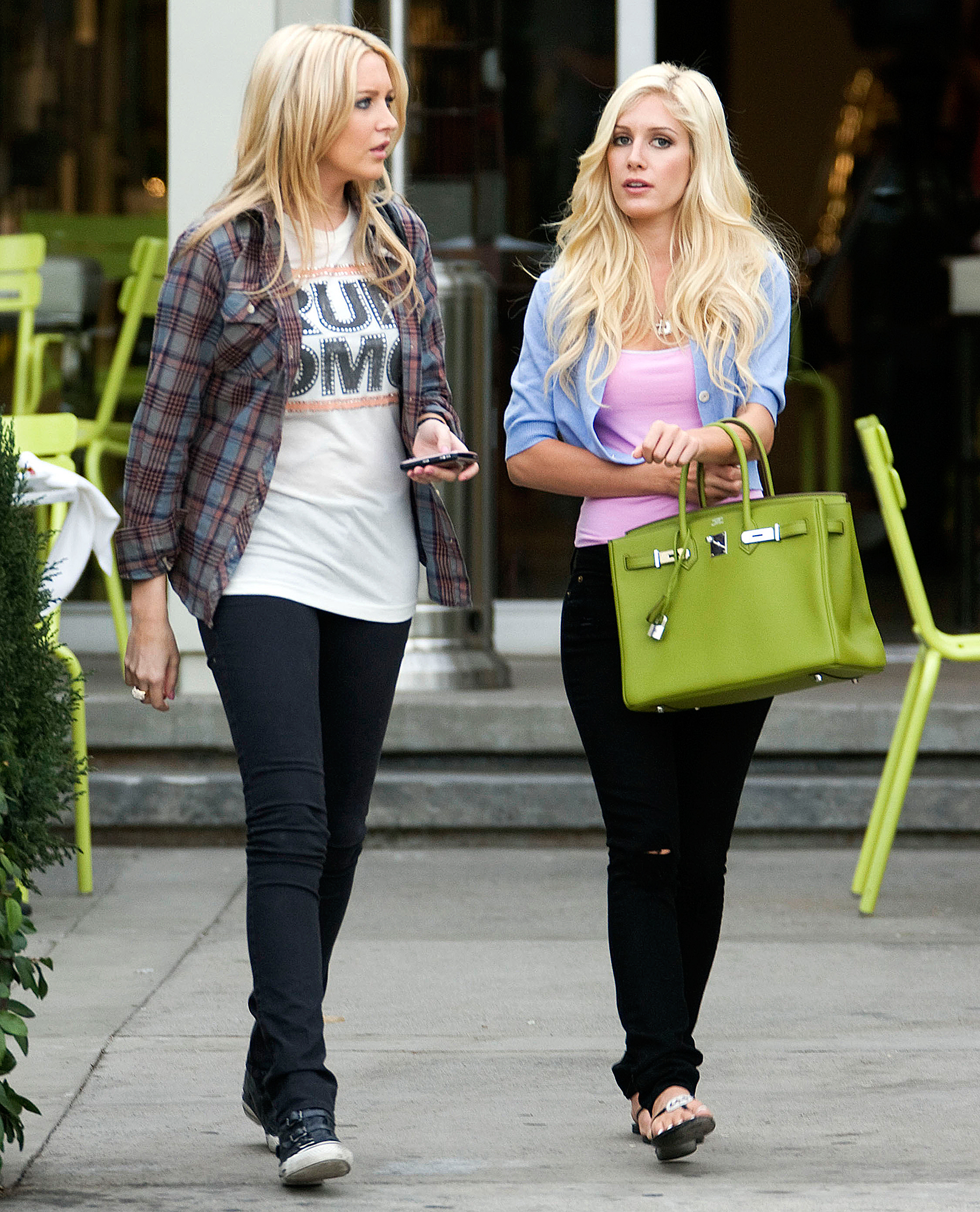 """Stephanie-Pratt-blames-Heidi-Pratt - Stephanie confirmed in April 2019 that she is not on speaking terms with Spencer and Montag. She went on to blame the feud on her """"gold digger"""" sister-in-law."""