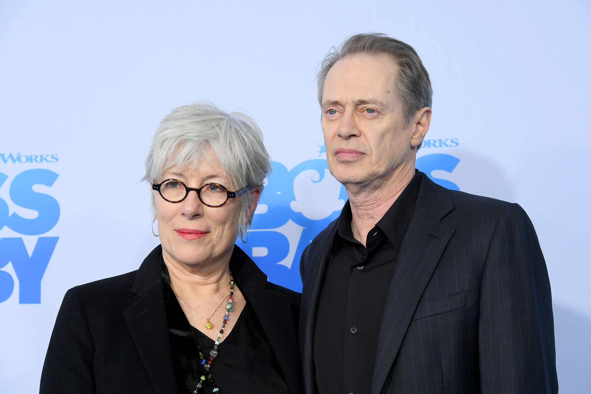 Steve Buscemi Thanks Late Wife Jo Andres for Being His 'Biggest Supporter' - Jo Andres and Steve Buscemi.