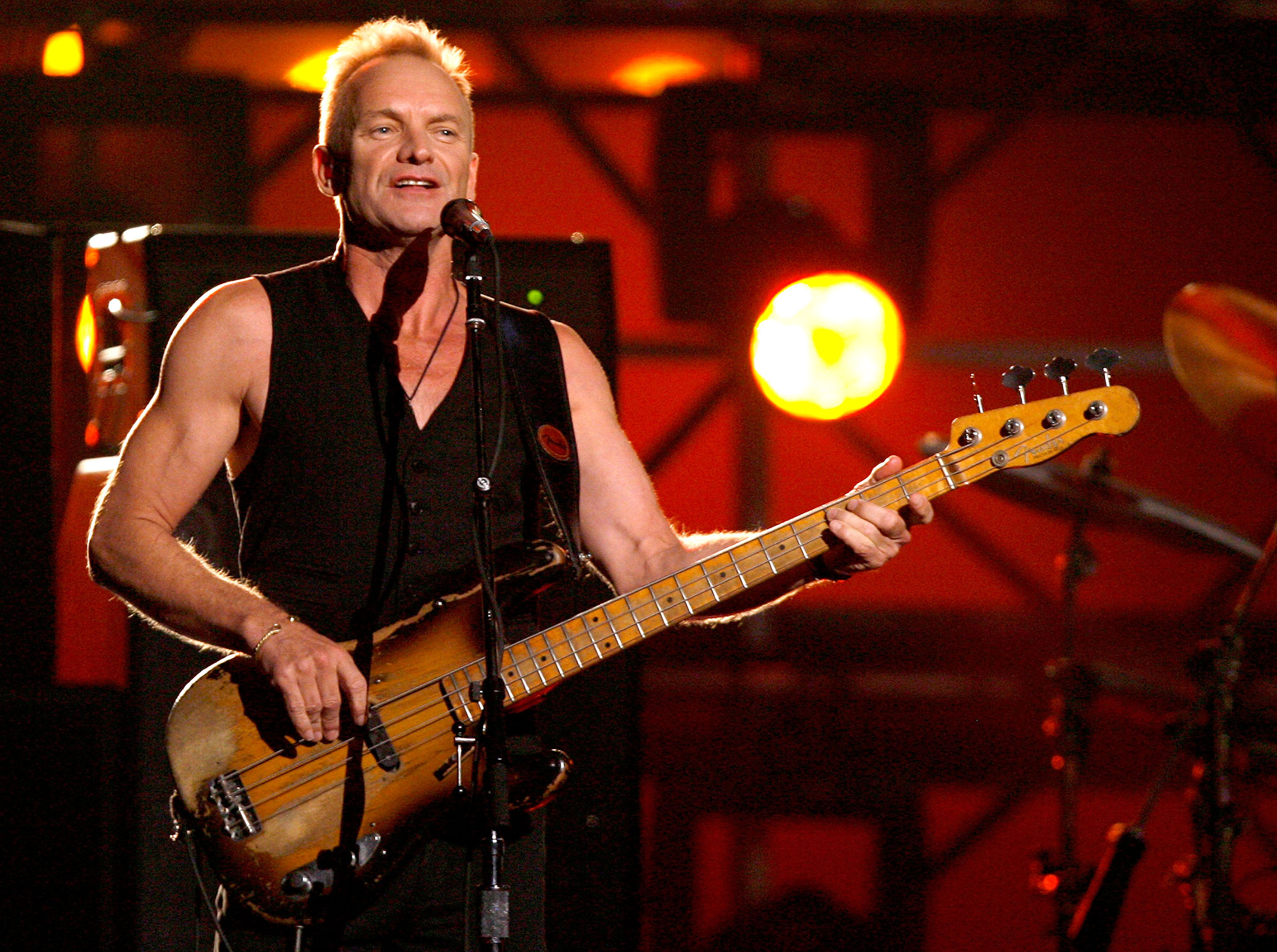 Sting Teachers Before Fame - The British musician (real name Gordon Matthew Thomas Sumner) studied to become a teacher at Northumbria University in Newcastle upon Tyne, England, in the early to mid-'70S. He eventually got a job teaching English and music at St. Paul's First School in Cramlington, England, where he remained for two years.