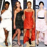 Lupita Nyong'o, Kate Beckinsale, Amandla Stenberg and Gemma Chan