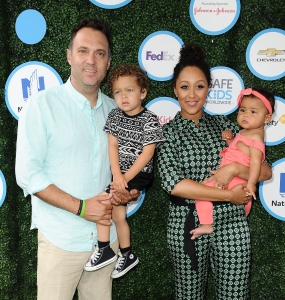 Tamera Mowry Defends Working Moms: I'm 'Teaching' My Children to Follow Their Dreams